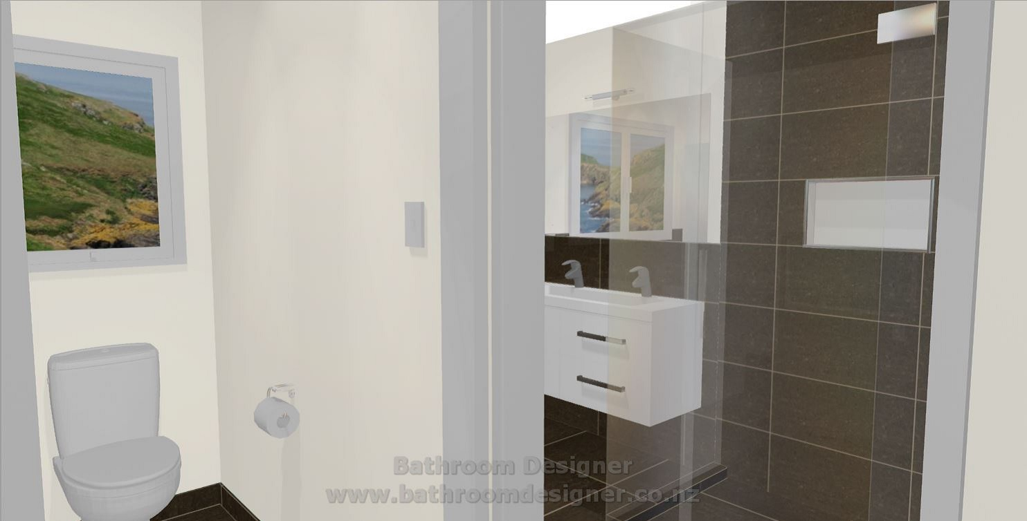 Toilet and Bathroom Design Entry