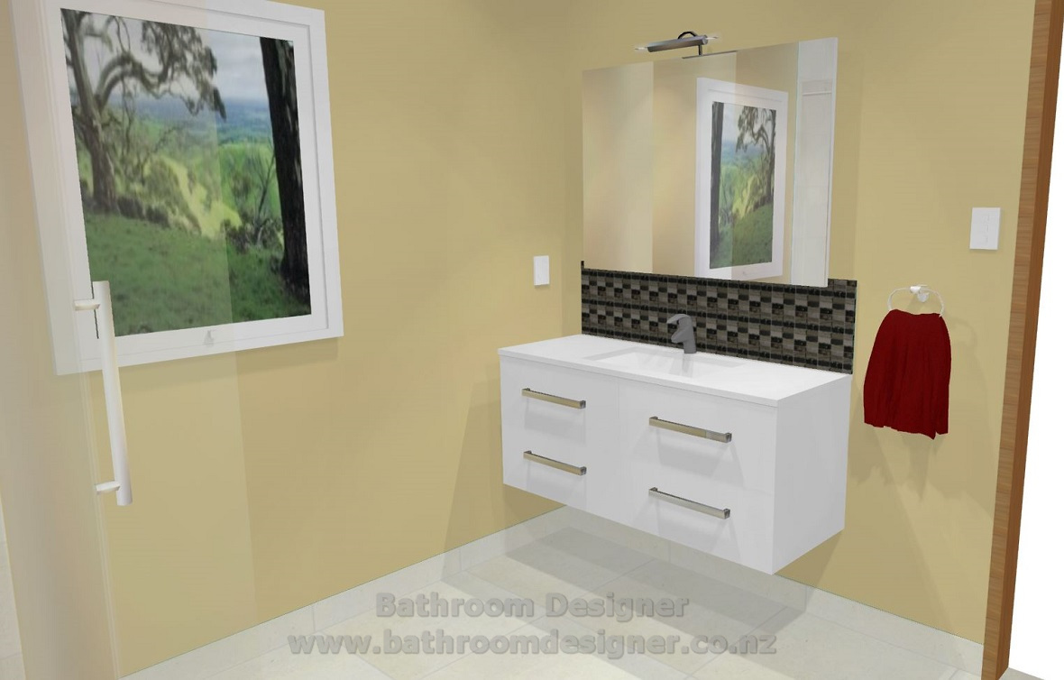 Modern bathroom design 2013 for 3d bathroom decor