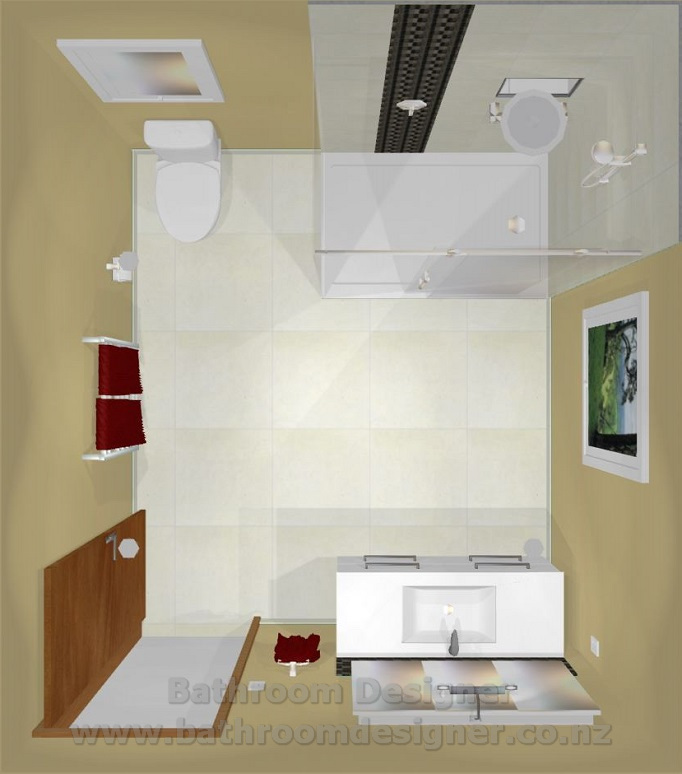 Modern bathroom design 2013 for Small bathroom designs nz