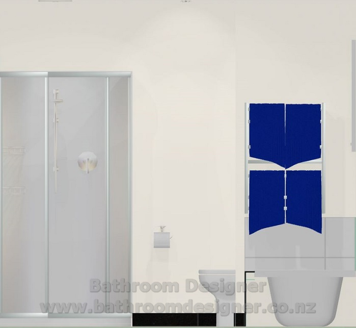 Modern Bathroom Design D Elevation