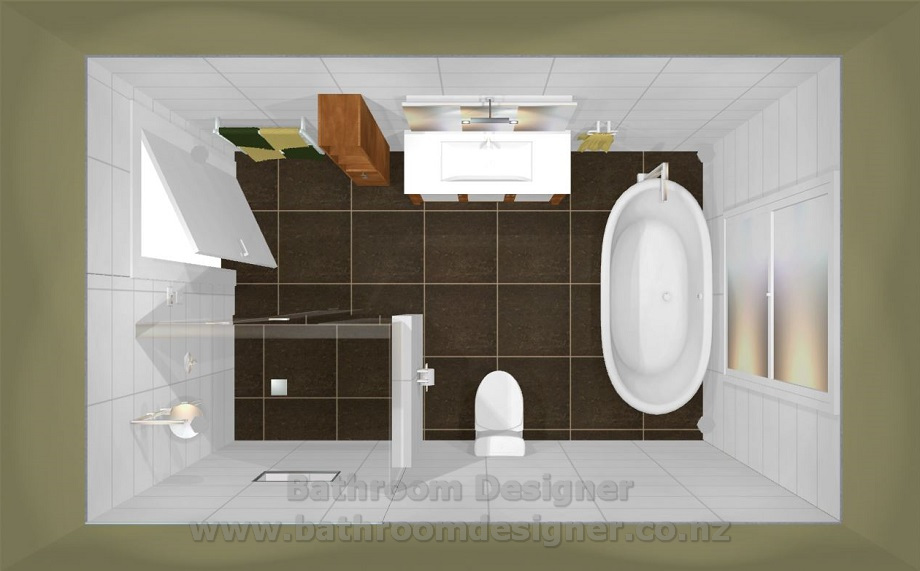 Custom 25 modern bathroom designs nz design inspiration for Small bathroom designs nz