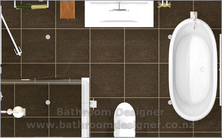Modern Bathroom Designs U2013 Floor Plan