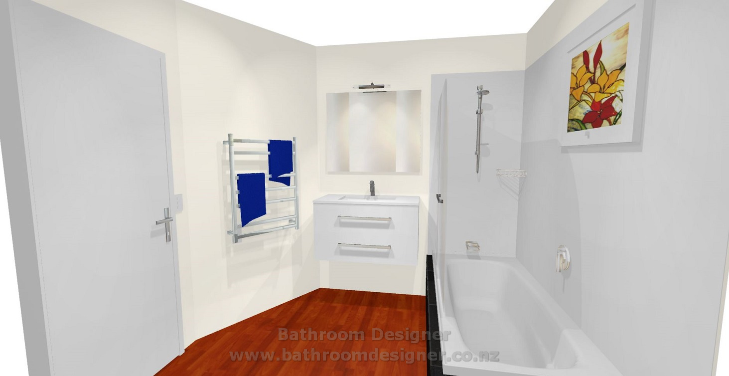 Small Bathroom Design Photos 3D view 3