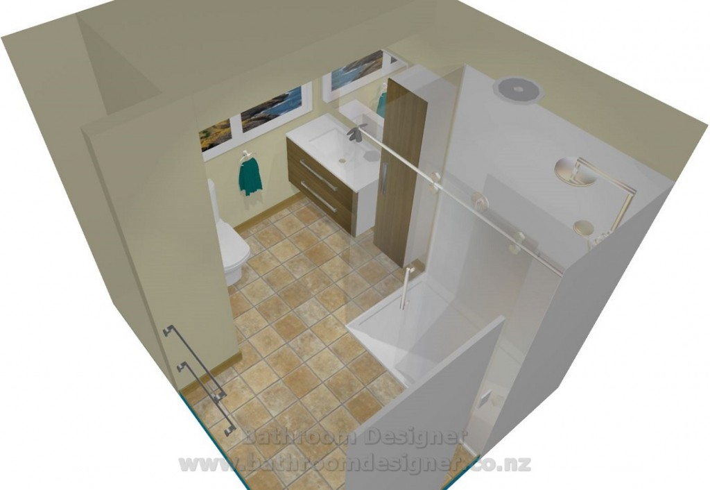 Small Bathroom Overview