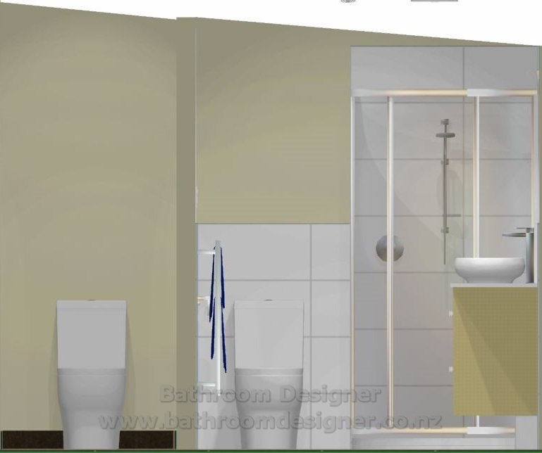 Bathroom toilet design ideas for Bathroom decor nz