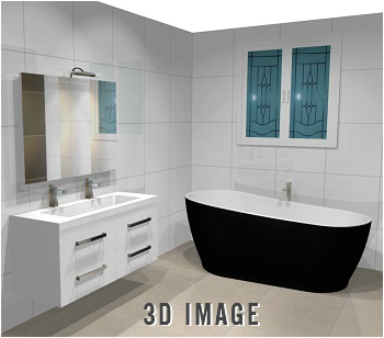 Bathroom designer we design your new bathroom for Bathroom design new zealand