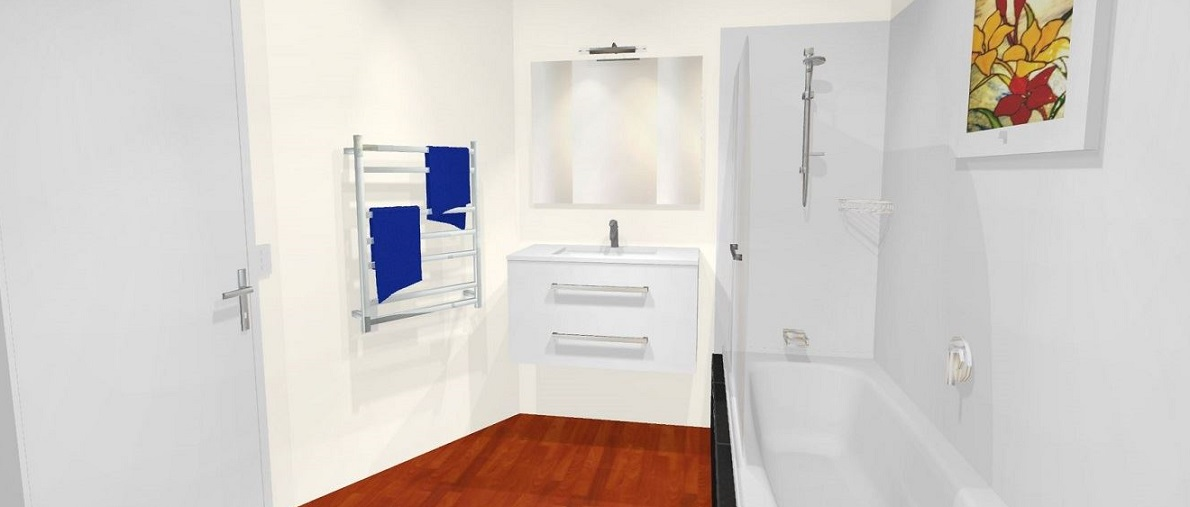 Bathroom designs for Small bathroom designs nz